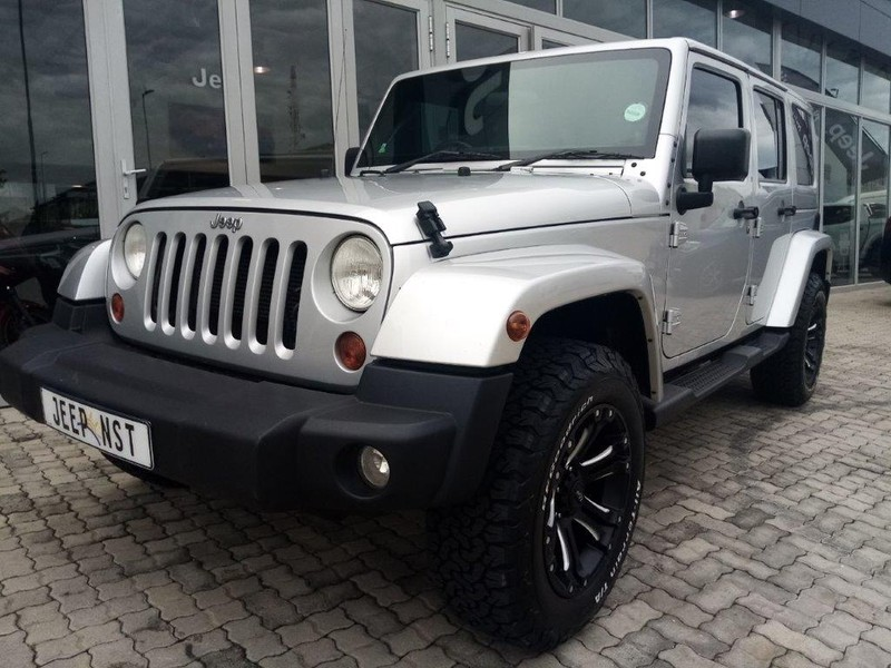2012 Jeep Wrangler Unlimited 3.6l V6 At  Mpumalanga Nelspruit_0