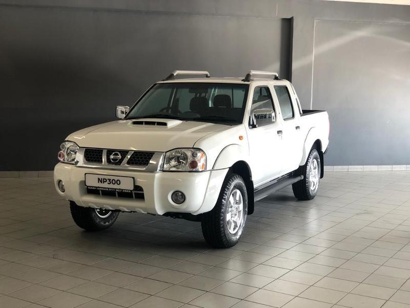 2021 Nissan NP300 Hardbody 2.5 TDi HI-RIDER Double Cab Bakkie Gauteng Alberton_0