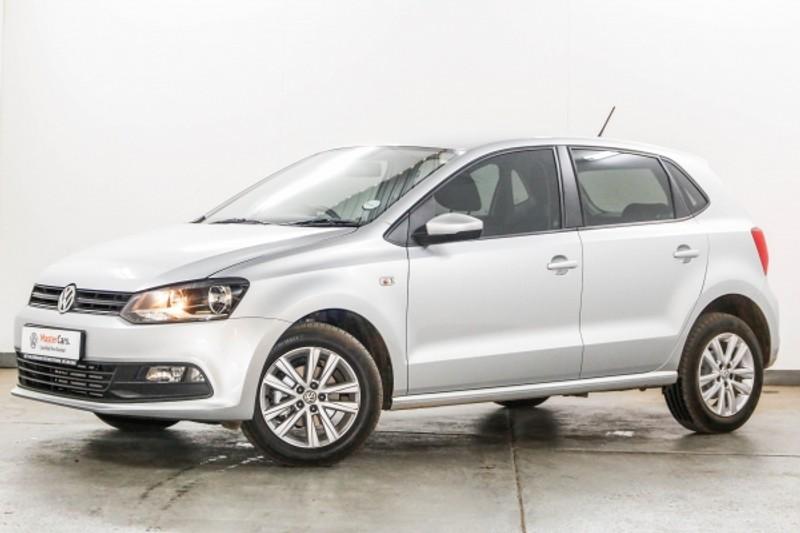 2021 Volkswagen Polo Vivo 1.6 Comfortline TIP 5-Door North West Province Potchefstroom_0