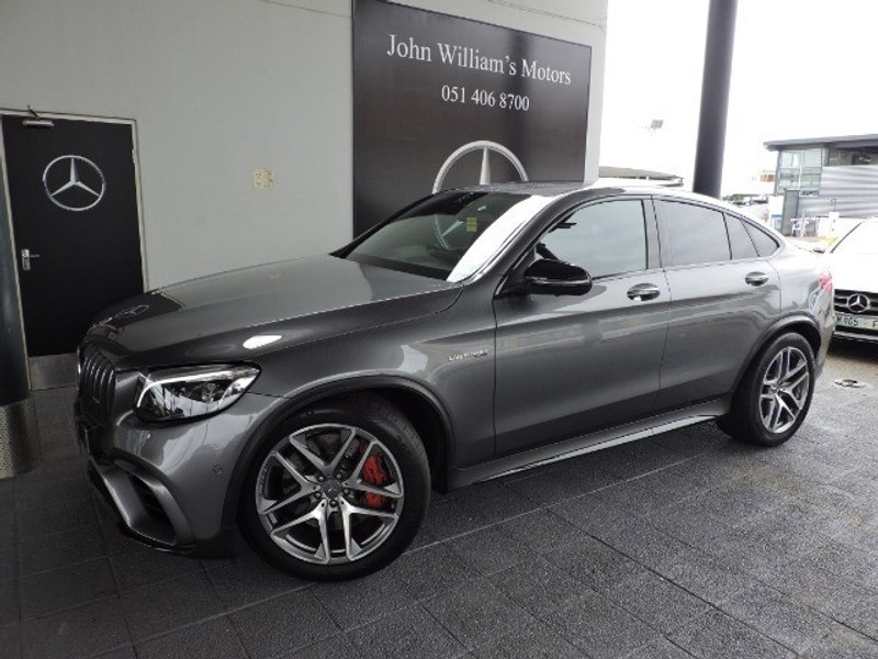 2019 Mercedes-Benz GLC AMG 63S Coupe 4Matic Free State Bloemfontein_0