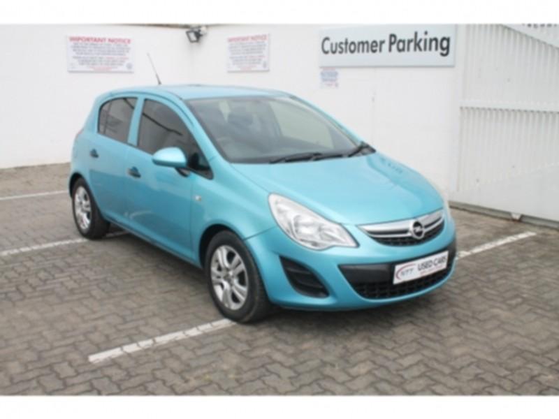 2011 Opel Corsa 1.4 Essentia 5dr  Eastern Cape King Williams Town_0