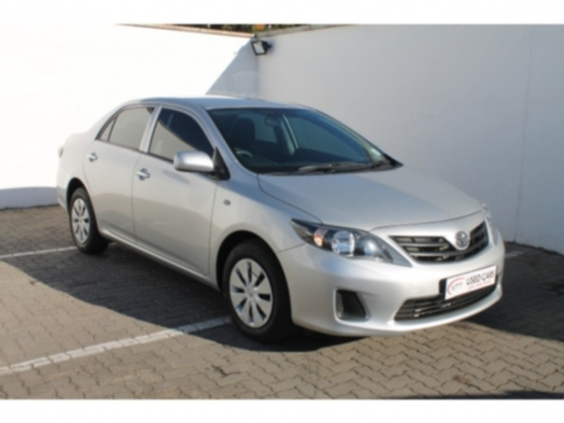 2019 Toyota Corolla Quest 1.6 Eastern Cape King Williams Town_0