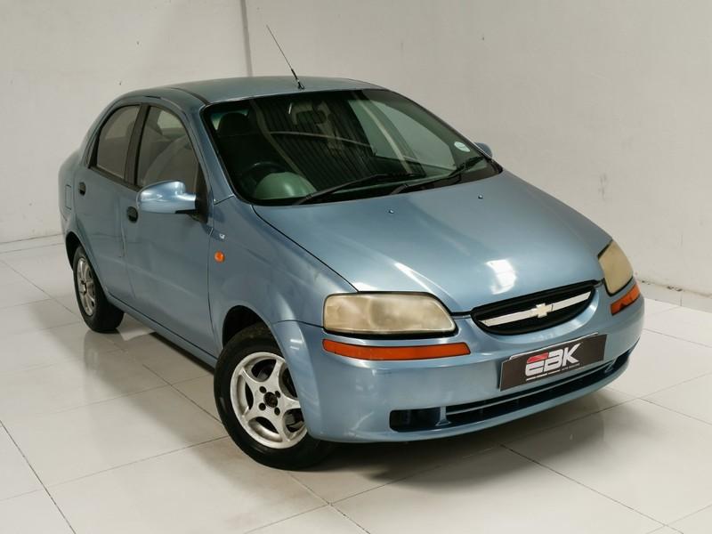 2004 Chevrolet Aveo 1.5 5dr  Gauteng Johannesburg_0