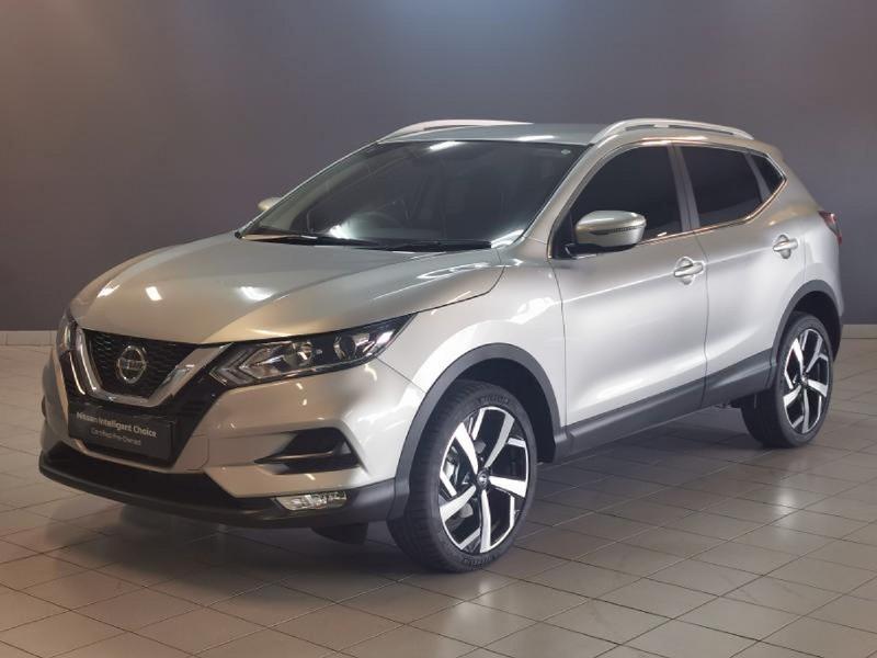 2021 Nissan Qashqai 1.5 dCi Acenta plus Gauteng Alberton_0