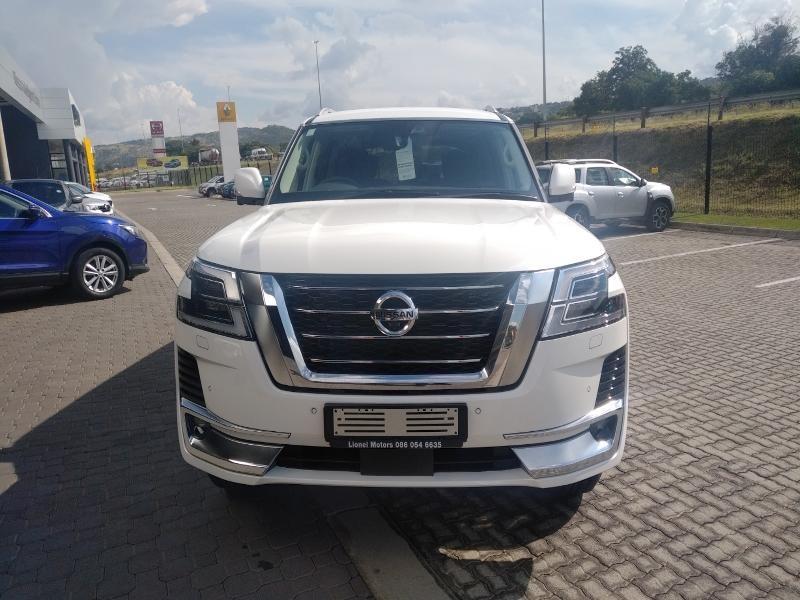 2021 Nissan Patrol 5.6 V8 Tekna North West Province Rustenburg_0