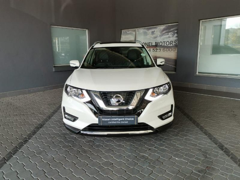 2021 Nissan X-Trail 2.5 Tekna 4X4 CVT 7S North West Province Rustenburg_0
