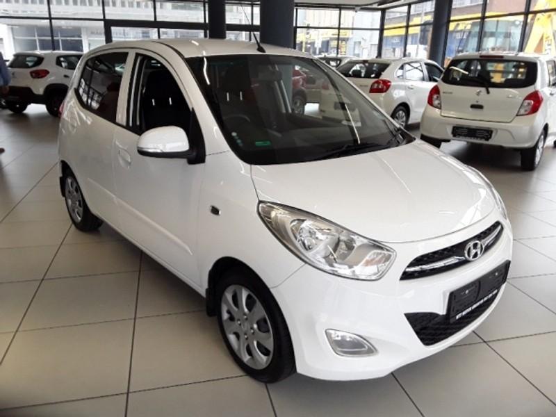 2016 Hyundai i10 1.1 Gls  Free State Bloemfontein_0