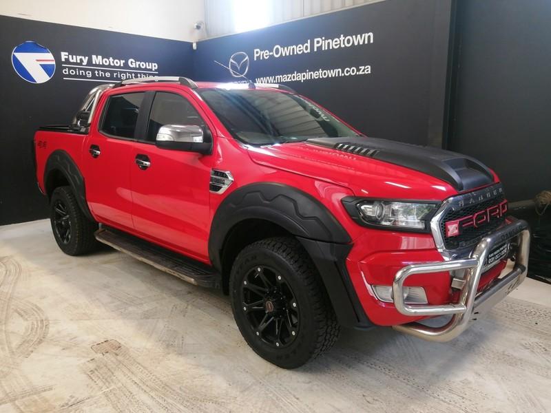 2016 Ford Ranger 3.2tdci Xlt 4x4 At Pu Dc  Kwazulu Natal Pinetown_0