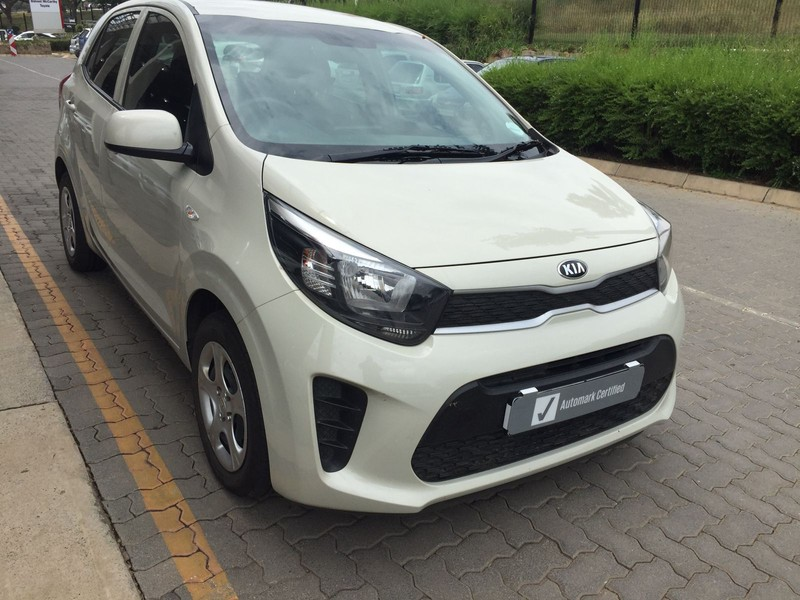2019 Kia Picanto 1.2 Street Gauteng Pretoria_0