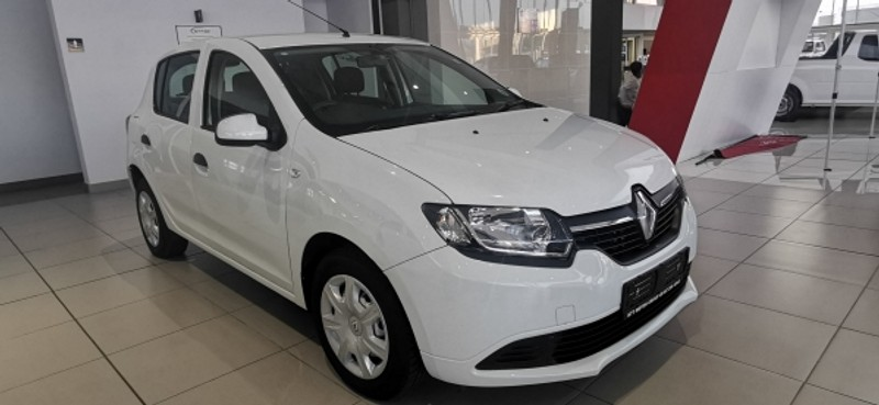 2017 Renault Sandero 900 T expression Mpumalanga Secunda_0
