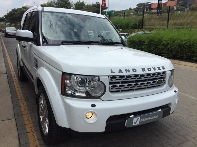 2014 Land Rover Discovery 4 3.0 Tdv6 Se  Gauteng Pretoria_0