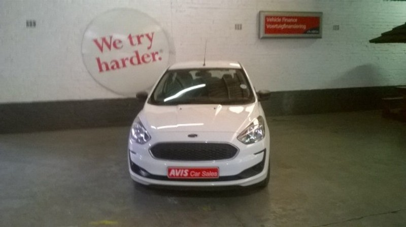 2020 Ford Figo 1.5Ti VCT Ambiente 5-Door Western Cape Bellville_0