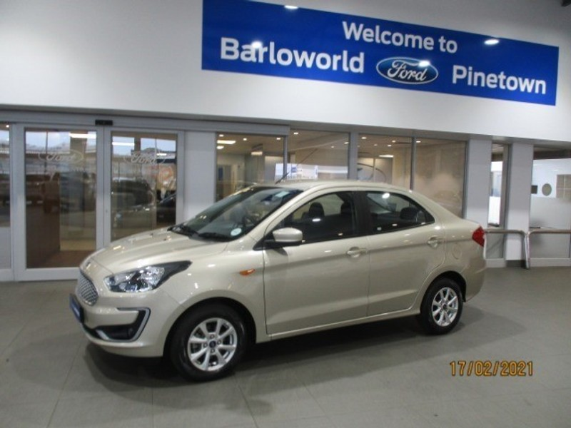 2020 Ford Figo 1.5Ti VCT Trend Kwazulu Natal Pinetown_0