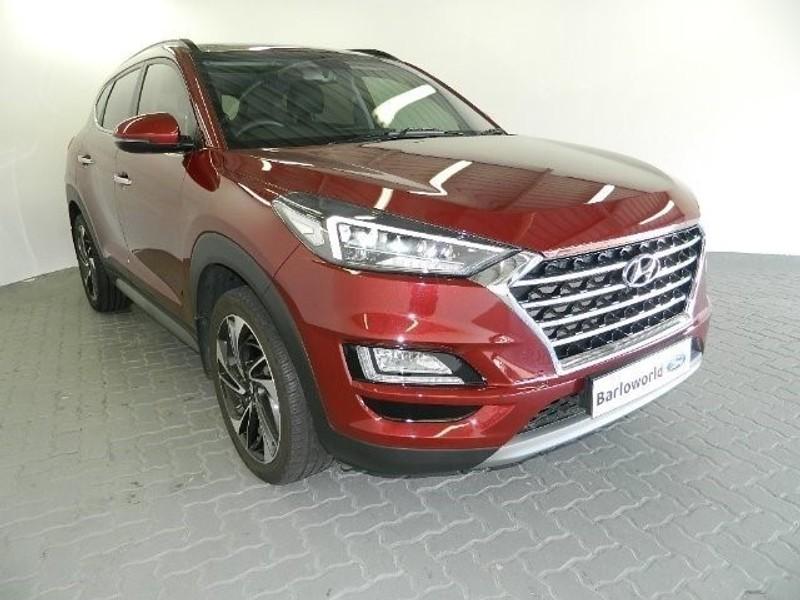 2019 Hyundai Tucson 2.0 CRDi ELITE AT Western Cape Cape Town_0