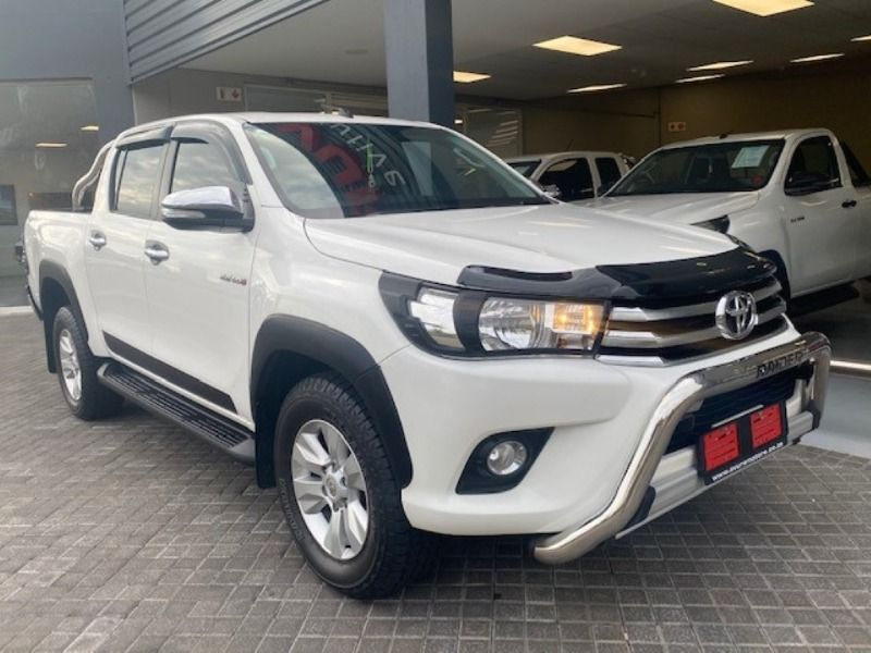 2016 Toyota Hilux 2.8 GD-6 RB Raider Double Cab Bakkie Auto North West Province Rustenburg_0