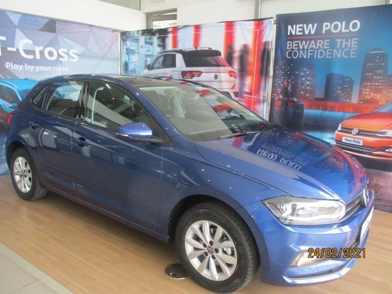2021 Volkswagen Polo 1.0 TSI Comfortline DSG North West Province Rustenburg_0
