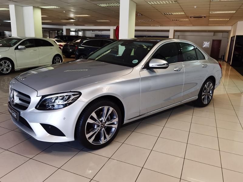 2020 Mercedes-Benz C-Class C180 Avantgarde Auto Western Cape Cape Town_0