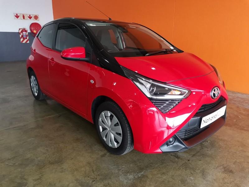 2020 Toyota Aygo 1.0 X-Play 5-Door Mpumalanga Secunda_0