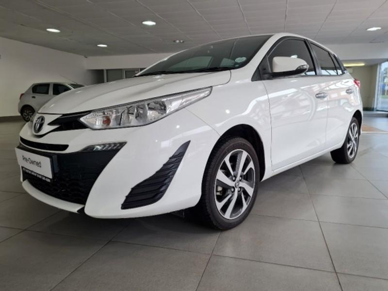 2019 Toyota Yaris 1.5 Xs CVT 5-Door North West Province Klerksdorp_0