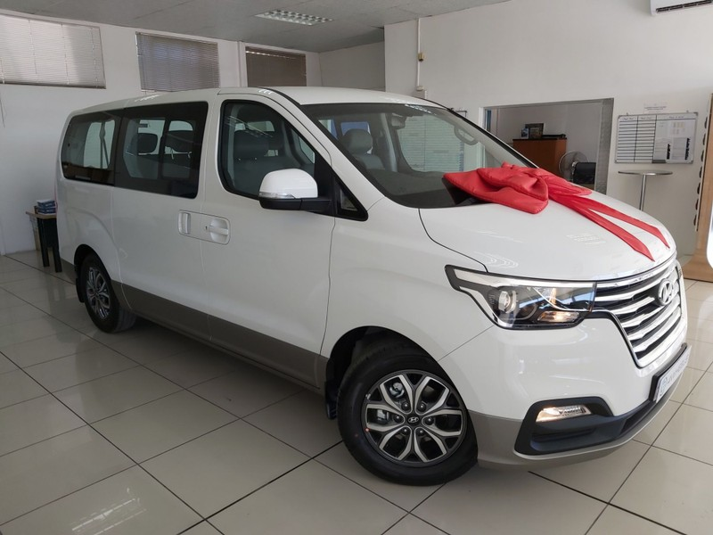 2019 Hyundai H1 2.5 CRDI Wagon Auto North West Province Lichtenburg_0