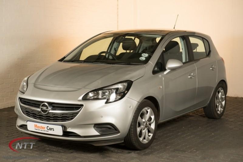2018 Opel Corsa 1.0T Enjoy 5-Door Gauteng Heidelberg_0