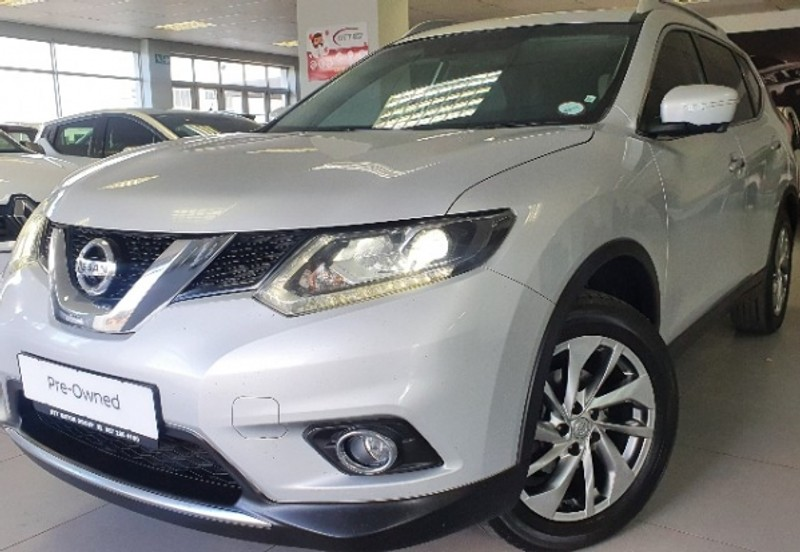 2016 Nissan X-Trail 1.6dCi LE 4X4 T32 North West Province Potchefstroom_0