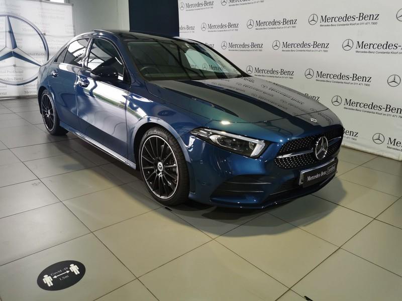 2020 Mercedes-Benz A-Class A250 Sport 4-Door Gauteng Roodepoort_0