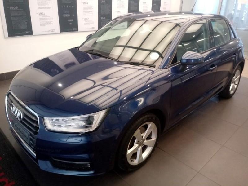 2016 Audi A1 Sportback 1.4t FSi SE Kwazulu Natal Durban_0