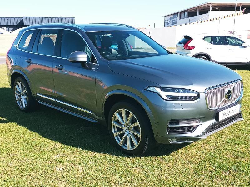 2017 Volvo XC90 D5 Inscription AWD Gauteng Johannesburg_0