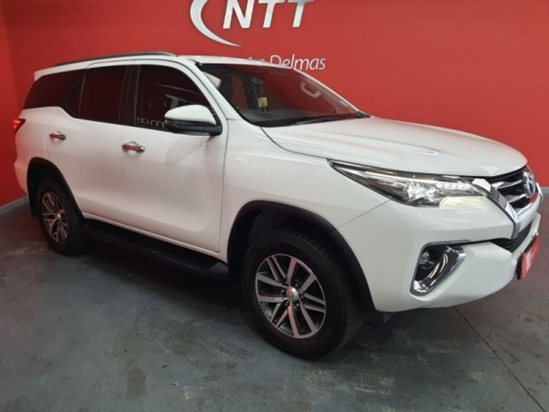 2018 Toyota Fortuner 2.8GD-6 RB Auto Mpumalanga Delmas_0