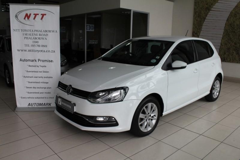 2015 Volkswagen Polo GP 1.2 TSI Comfortline 66KW Limpopo Phalaborwa_0