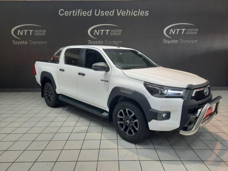 2020 Toyota Hilux 2.8 GD-6 RB Legend Auto Double Cab Bakkie Limpopo Tzaneen_0