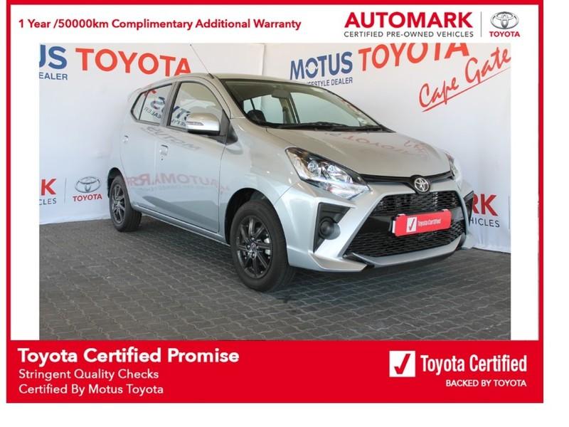 2021 Toyota Agya 1.0 Auto Western Cape Brackenfell_0