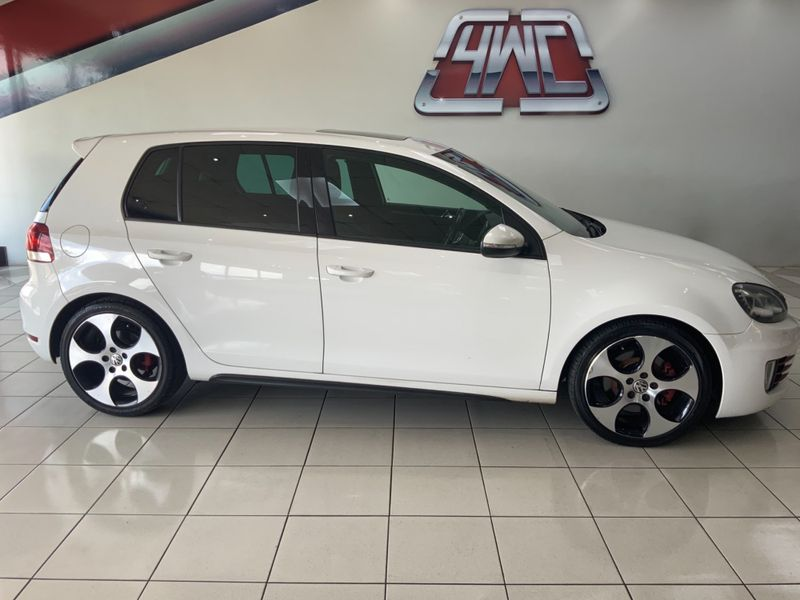 2012 Volkswagen Golf Vi Gti 2.0 Tsi  Mpumalanga Middelburg_0