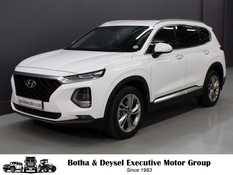 2019 Hyundai Santa Fe R2.2 Executive Auto 7 SEAT Gauteng Vereeniging_0