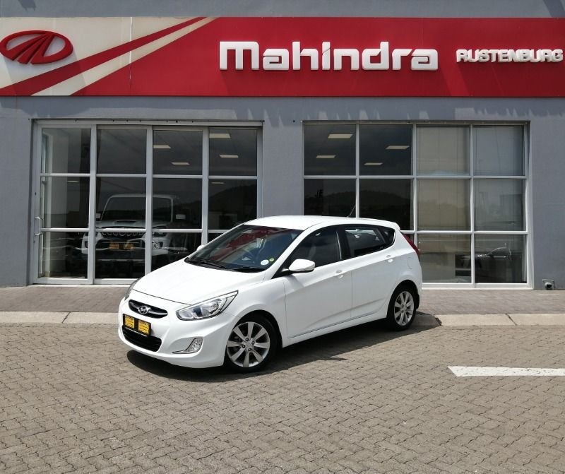 2015 Hyundai Accent 1.6 Fluid 5-Door Auto North West Province Rustenburg_0