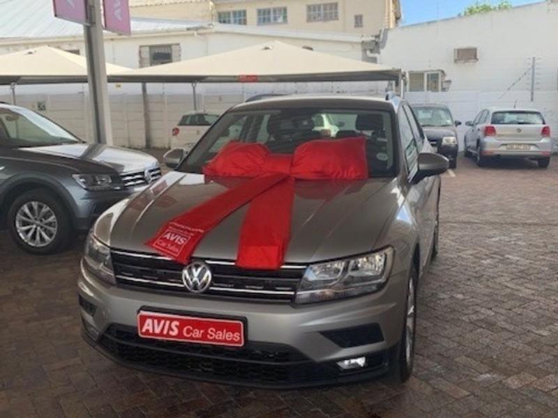 2020 Volkswagen Tiguan 1.4 TSI Trendline DSG 110KW Western Cape Cape Town_0