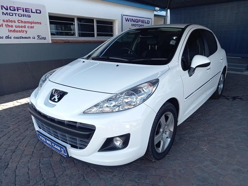 2012 Peugeot 207 1.6 Vti Sportium 5dr  Western Cape Kuils River_0