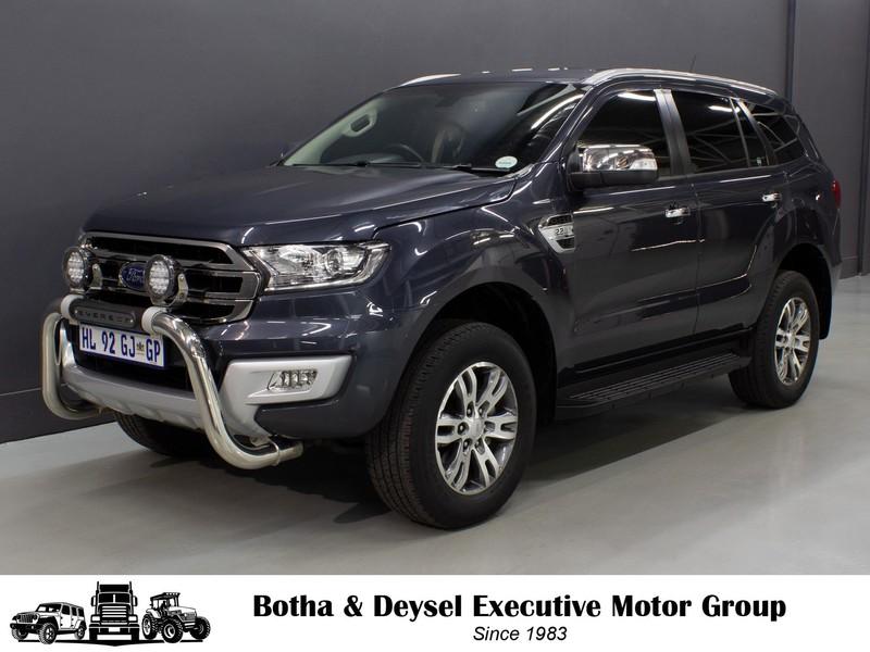 2018 Ford Everest 2.2 TDCi XLT Gauteng Vereeniging_0