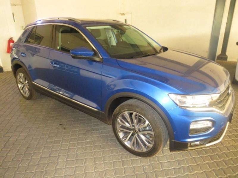 2021 Volkswagen T-ROC 1.4 TSI Design Tiptronic Western Cape Stellenbosch_0