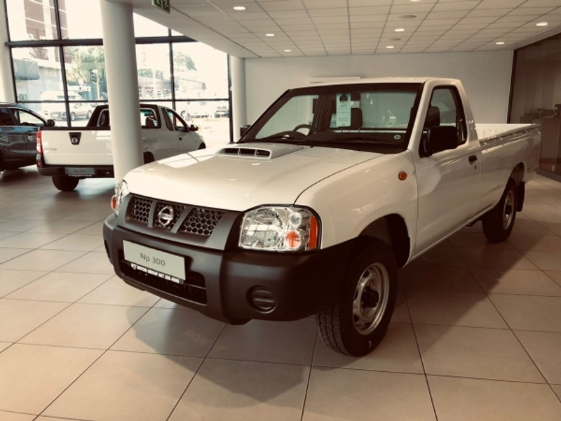 2021 Nissan NP300 2.5 TDi LWB Single Cab Bakkie Free State Bloemfontein_0