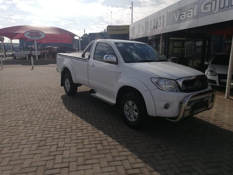 2011 Toyota Hilux 2.7 Vvti Raider Rb Pu Sc  Gauteng Vereeniging_0