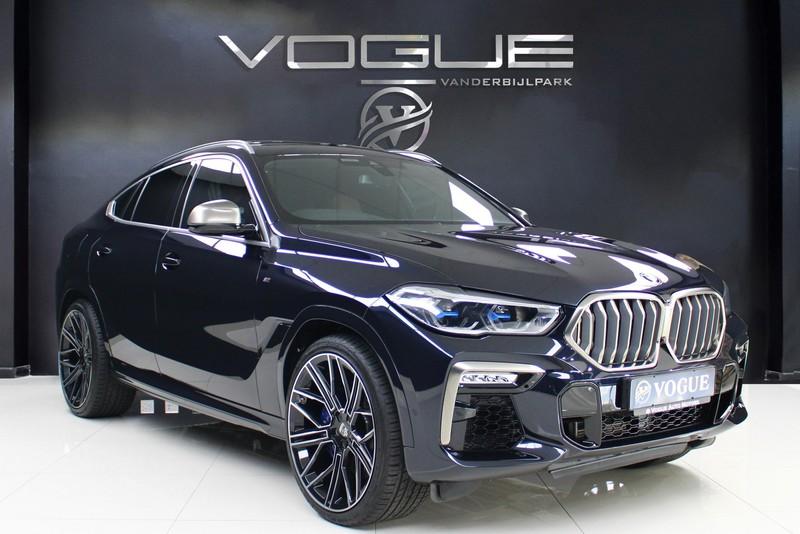 2020 BMW X6 xDRIVE50i Gauteng_0