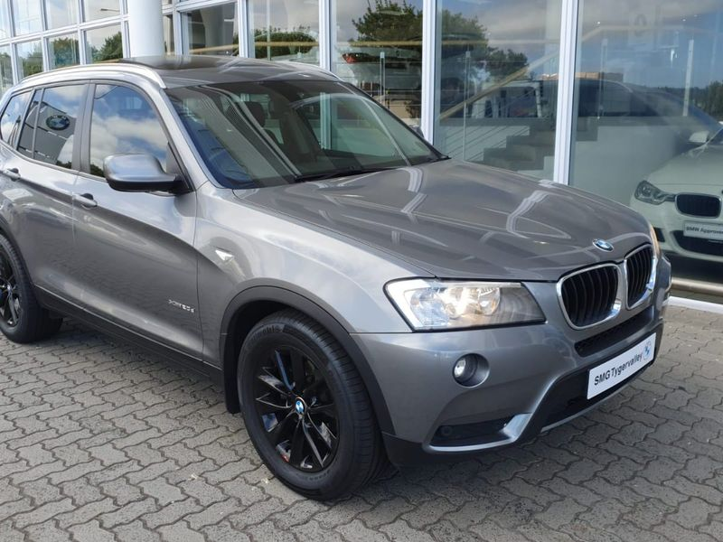 2013 BMW X3 Xdrive20d At  Western Cape Tygervalley_0