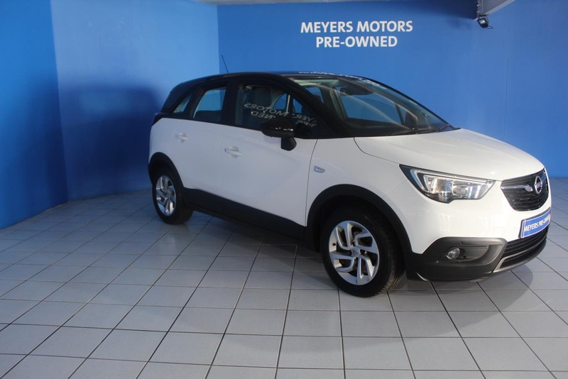 2019 Opel Crossland X 1.6TD Enjoy Eastern Cape East London_0