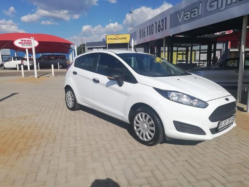 2017 Ford Fiesta 1.4 Ambiente 5-Door Gauteng Vereeniging_0