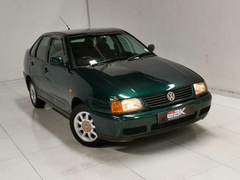1997 Volkswagen Polo Classic 1.8 Lux  Gauteng Johannesburg_0