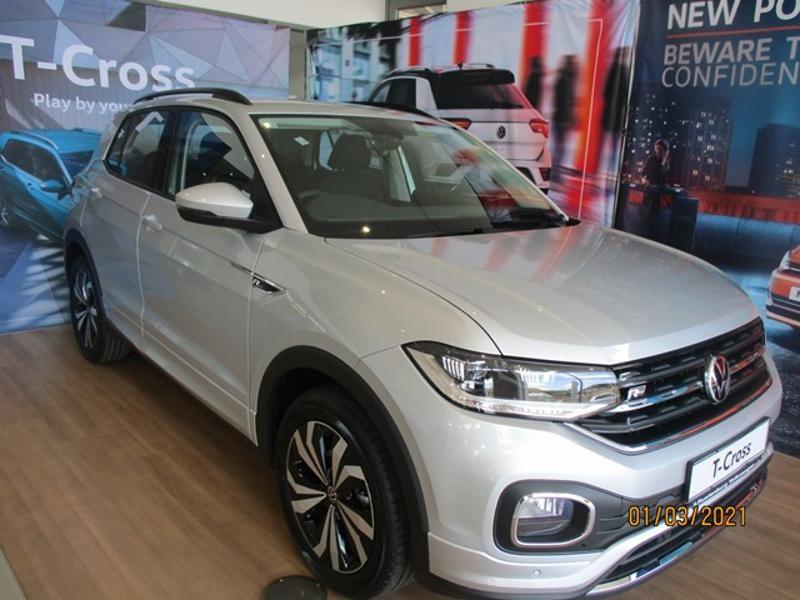 2021 Volkswagen T-Cross 1.0 Comfortline DSG North West Province Rustenburg_0