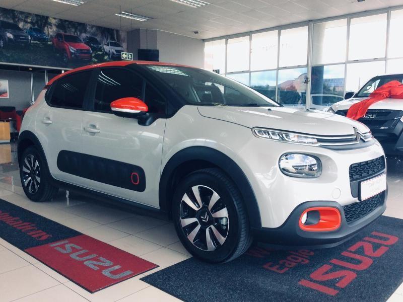 2020 Citroen C3 1.2 Puretech Feel 60kW Gauteng Randburg_0