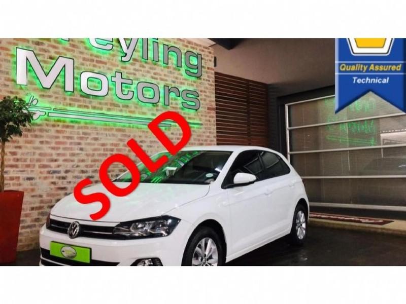 2018 Volkswagen Polo 1.0 TSI Comfortline Auto Gauteng Pretoria_0